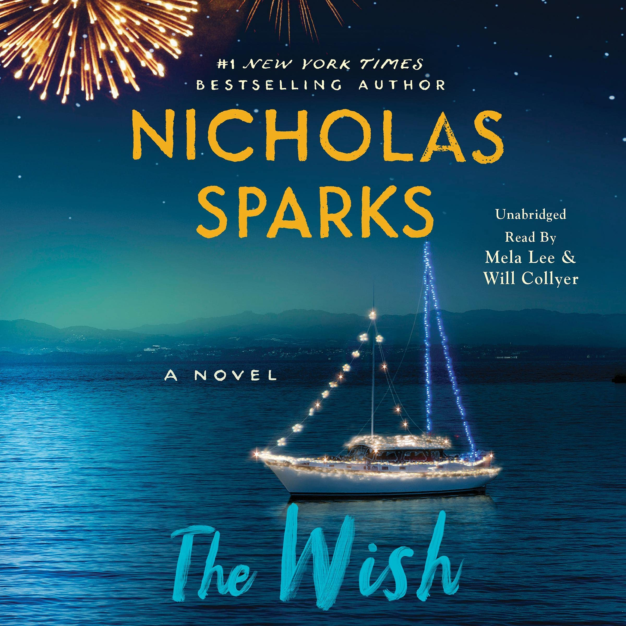 Cover image of The Wish by Nicholas Sparks