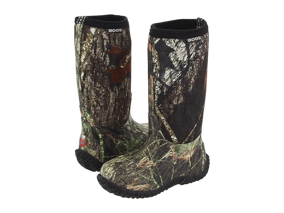 Bogs Kids Classic High No Handles (Toddler/Little Kid/Big Kid) (Mossy Oak) Kids Shoes