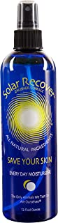 Solar Recover - After Sun Moisturizing Spray (12 Ounce) - Hydrating Facial and Body Mist - 2460 sprays of Sunburn Relief W...