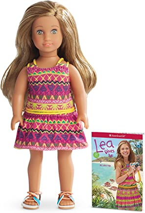 Lea Mini Doll & Book