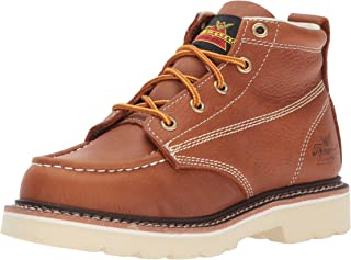 Thorogood Kids' Jackson Youth Moc Toe Gladiator Tan