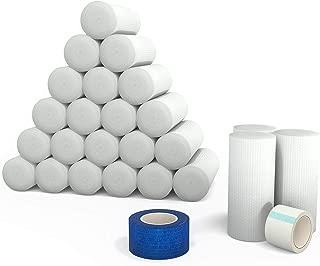 large gauze roll