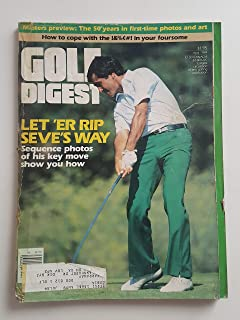 Golf Digest Magazine April 1984 Vol.35 No.4 Let 'Er Rip Seve's Way Sequence - MASTERS PREVIEW