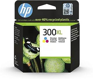 comprar comparacion HP 300XL CC644EE, Tricolor, Cartucho de Tinta de Alto Rendimiento Original, compatible con impresoras de inyección de tint...