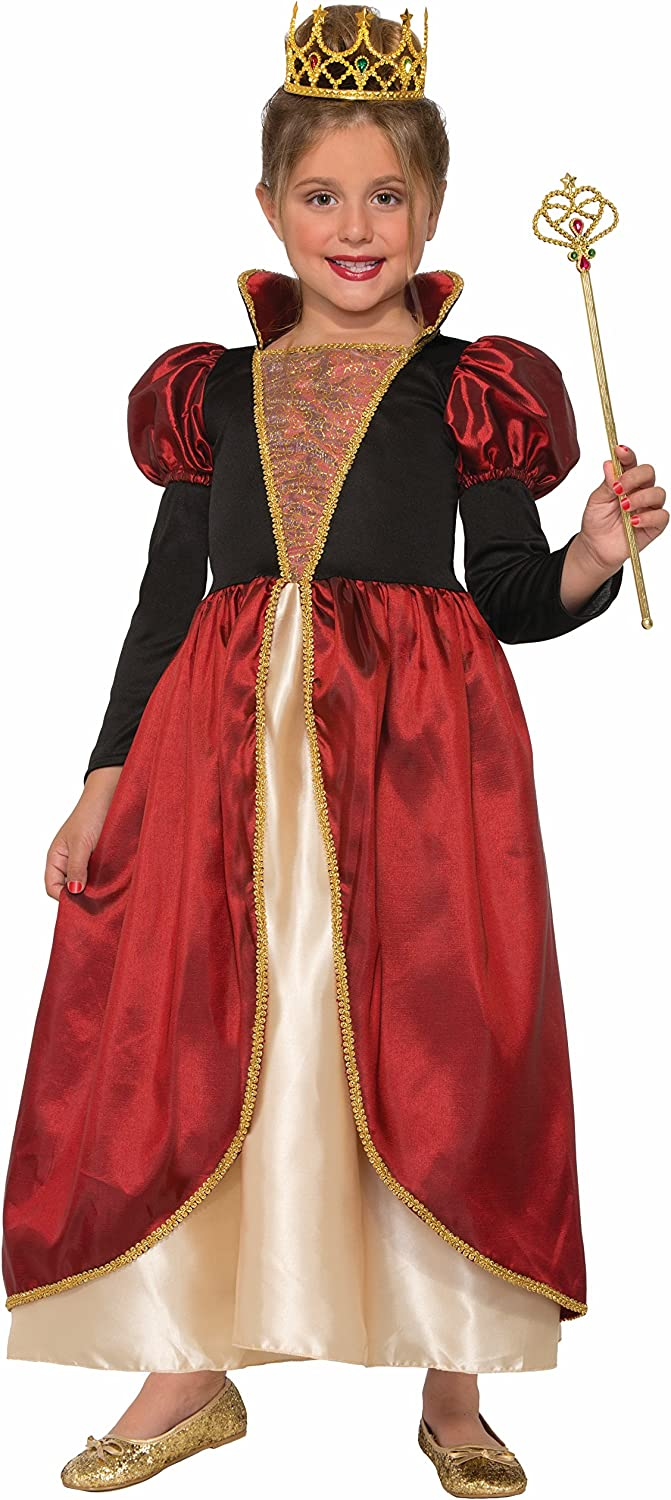 Forum Novelties Kids Medieval Countess Costume, Multicolor, Medium