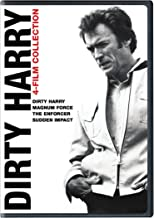 4 Film Favorites: Dirty Harry (Dirty Harry, The Enforcer, Magnum Force, Sudden Impact)