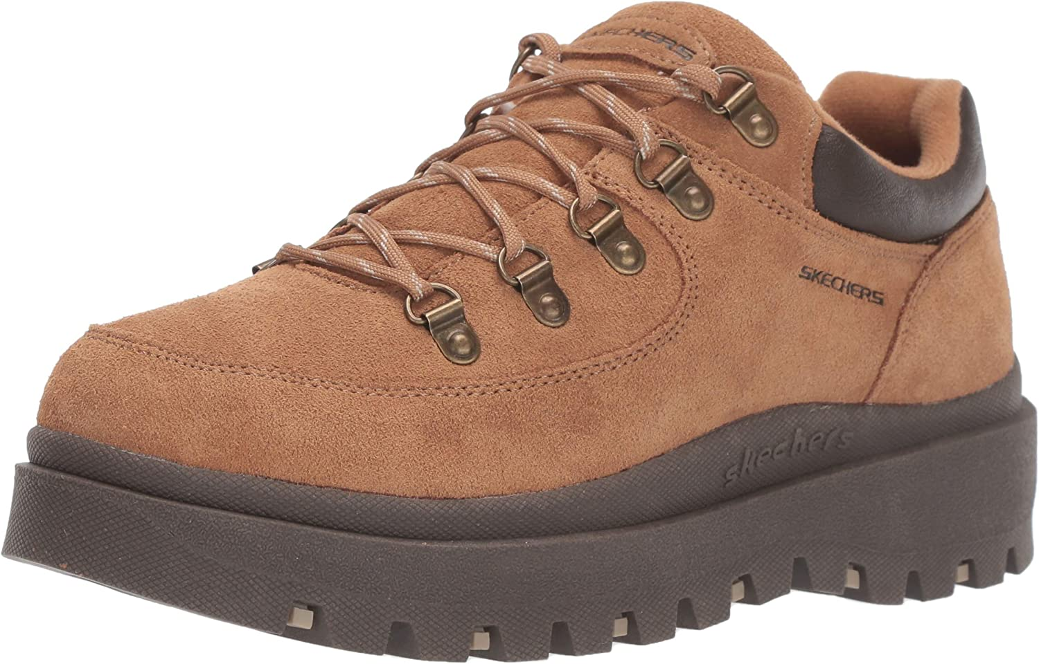 Skechers Women's Shindigs-Stompin' Colorado Springs Mall -Rugged 5-Eye Style Heritage Limited price