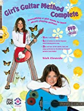 Girl's Guitar Method Complete: Everything a Girl Needs to Know About Playing Guitar!, Book & DVD (Sleeve)