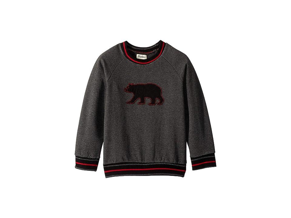 Hatley Kids - Hatley Kids Black Bear Pullover