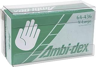 Omnimed 305360 PETG Glove Box Holder, Single