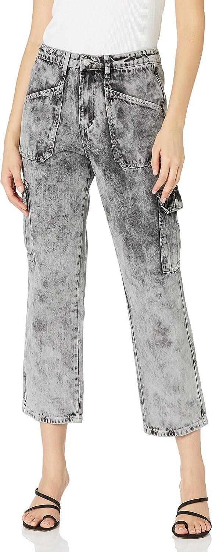 KENDALL + KYLIE Women's Cargo Pant - Amazon Exclusive