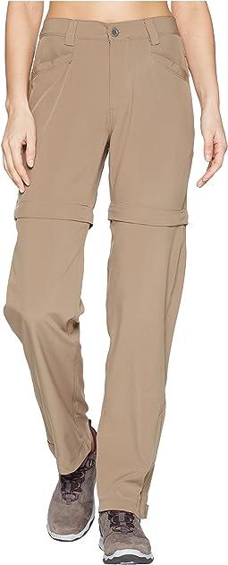 White Sierra - Mt. Tamalpais Stretch Convertible Pants