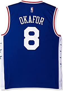 adidas NBA Mens Replica Player Road Jersey