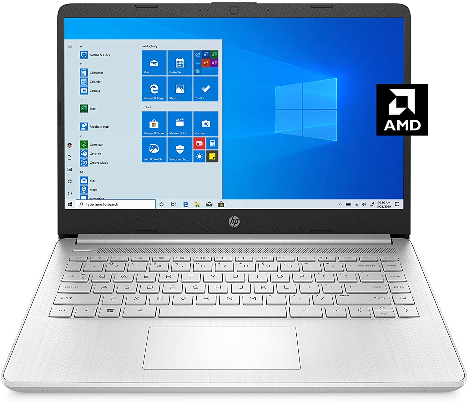 HP 14 Laptop AMD 3020e 4 GB 64 RAM H 14-inch Limited time sale Storage eMMC At the price of surprise