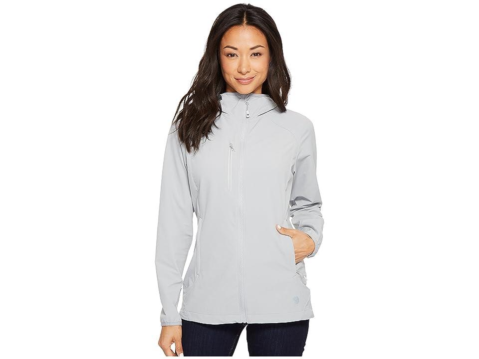 Mountain Hardwear Super Chockstone Hooded Jacket (Steam) Women