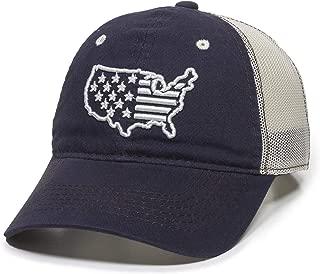 Best us flag trucker hat Reviews