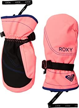 Roxy - Roxy Jetty Solid Girl Mitt (Little Kids/Big Kids)