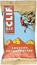 Clif Crunchy Peanut Butter Bar 68 g Pack of 6