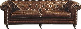 birmingham sofa brown