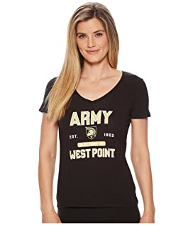 Army Black Knights University V-Neck Tee