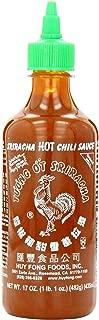 Sriracha Tuong Ot Sriracha Hot Chili Sauce, 17 Ounce
