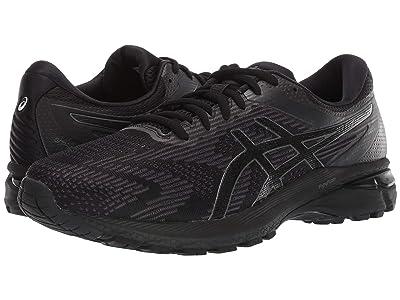 ASICS GT-2000 8 (Black/Black) Men