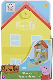 Peppa Pig 07213 Wooden Family Home