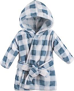 Hudson Baby Unisex Baby Plush Bathrobe