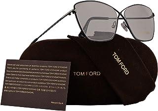 ffb58d79fcf8 Tom Ford FT5518 Eyeglasses 57-13-140 Shiny Black w Demo Clear Lens