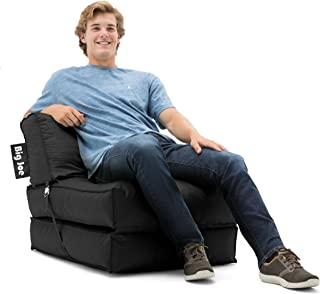 Big Joe Flip Lounger, Stretch Limo Black