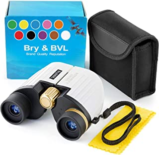 Binoculars for Kids - High Resolution, Shockproof, Compact - 8X22 Kids Binoculars for Bird Watching, Best Gift for Boys, G...
