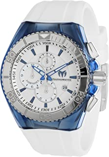 TechnoMarine Unisex 113007 Cruise Original Stainless Steel Watch