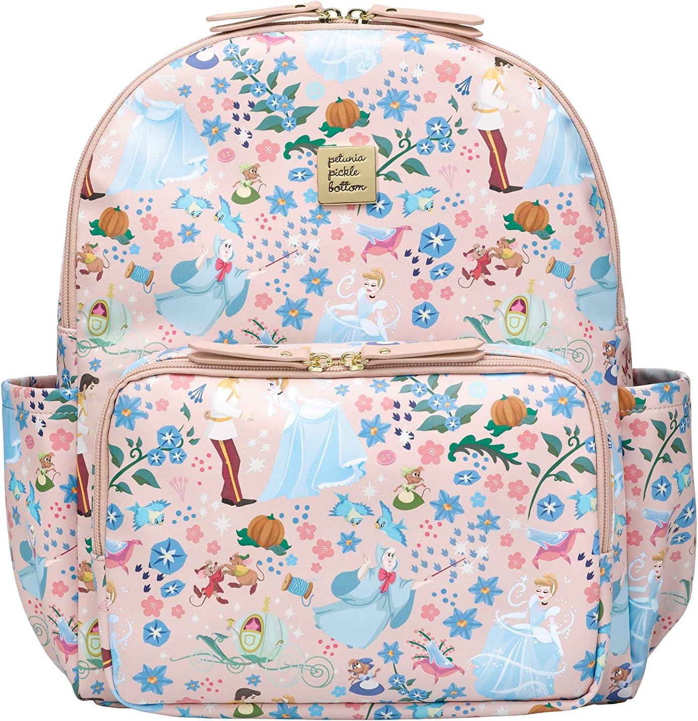 Petunia Pickle Bottom – District Backpack - Cinderella Disney Collaboration