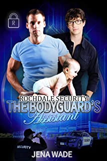 The Bodyguard's Assistant: A Sweet Mpreg Romance (Rochdale Security Book 4)