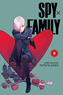 Spy x Family, Vol. 6 (English Edition)