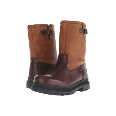 Frye Riley Pull On (Espresso Multi WP Smooth Pull Up) Men