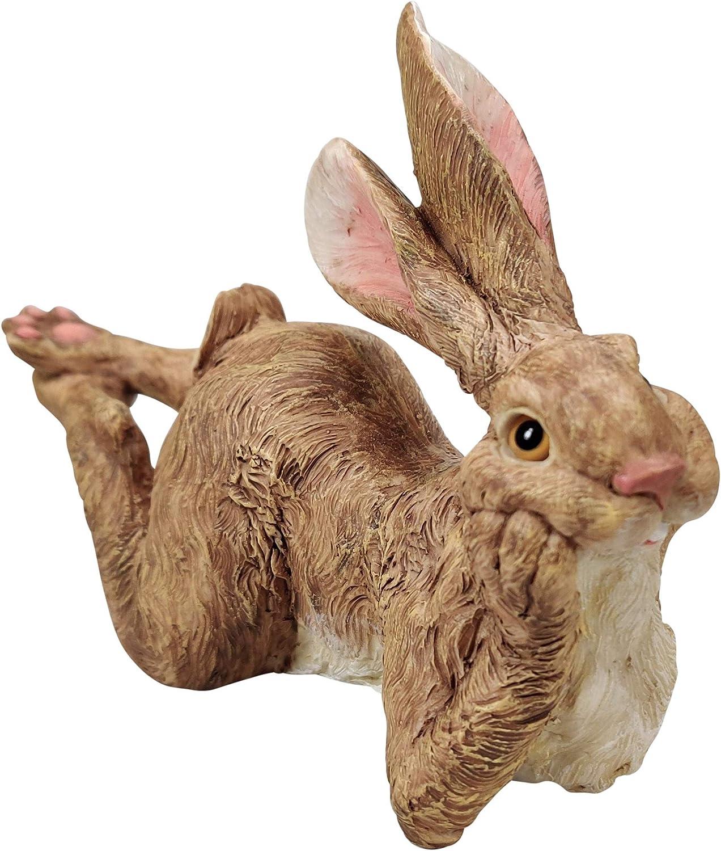 Boulevard East Concepts Bunny Rabbit Mail order Sculpture Nippon regular agency Statue Resting Fi