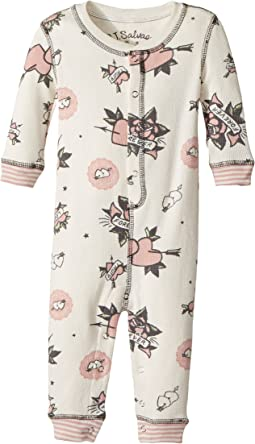 P.J. Salvage Kids - Forever and Ever Romper (Infant)