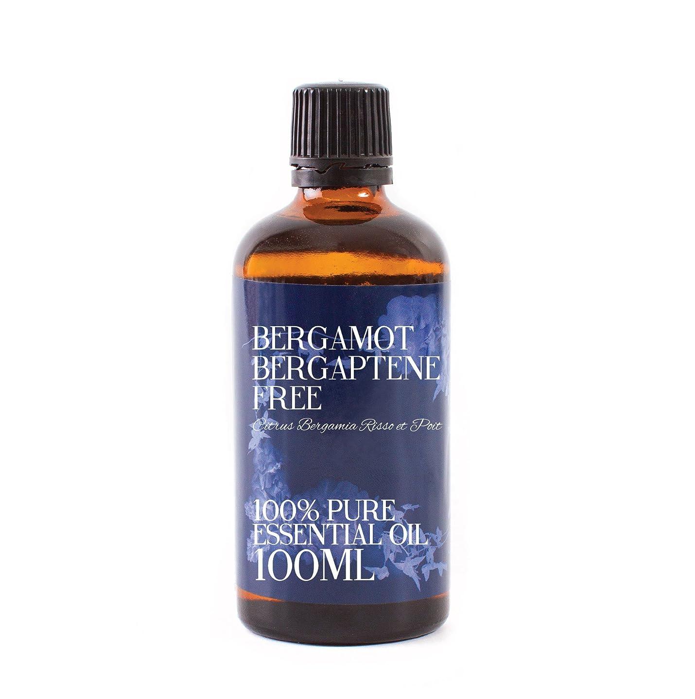コンテンポラリーきつく葉巻Mystic Moments   Bergamot Bergaptene Free Essential Oil - 100ml - 100% Pure