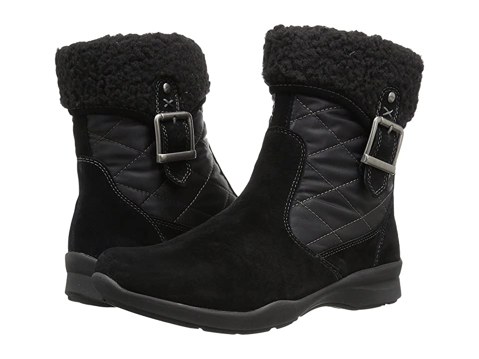 Earth Pinnacle (Black Suede) Women