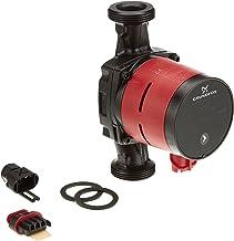 Grundfos 99160420 Circulatiepomp Alpha1 25-60 180 mm, 240 V, rood, zwart