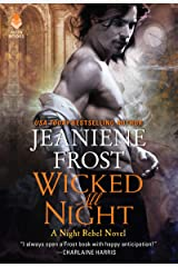Wicked All Night: A Night Rebel Novel Kindle Edition
