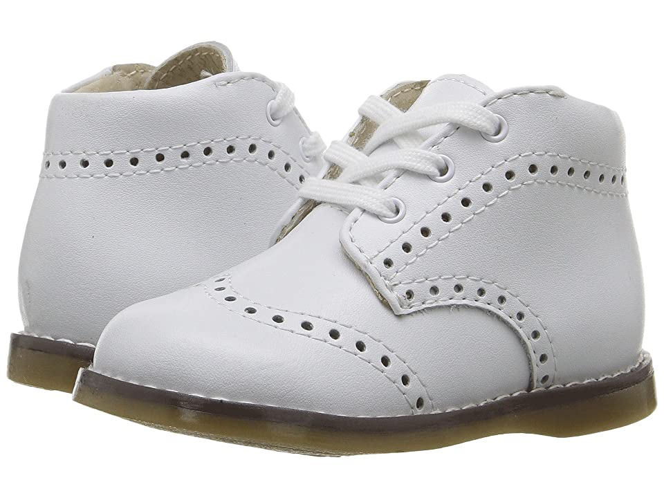 FootMates Cole (Infant/Toddler) (White) Kid