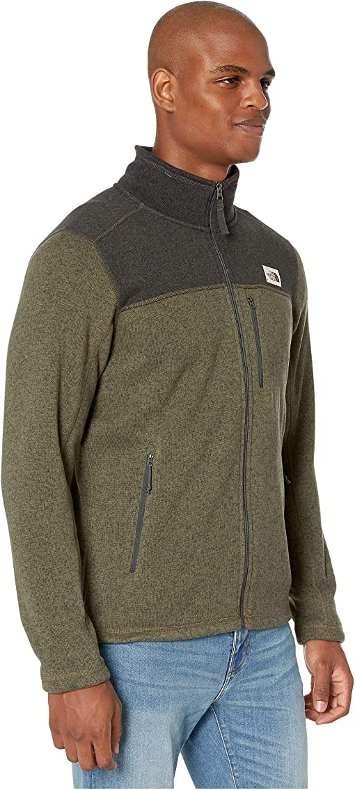 New Taupe Green Heather/TNF Dark Grey Heather