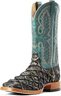 حذاء برقبة غربي ديب ووتر للرجال من Ariat
