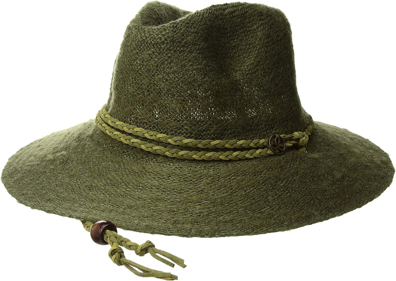 PrAna Woherren Tempo Travel Hat Cold Weather Hats, One Größe, Cargo Grün