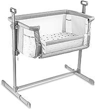 Milliard Bedside Bassinet Mesh Breathable Side Sleeper / Portable Infant Crib