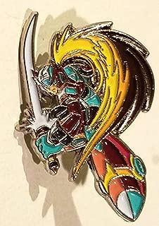 Zero (Mega Man) Pin