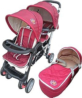 Amazon.es: coches para bebes gemelos: Bebé