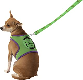 Rubie's Marvel Classic The Incredible Hulk Pet Leash and Harness